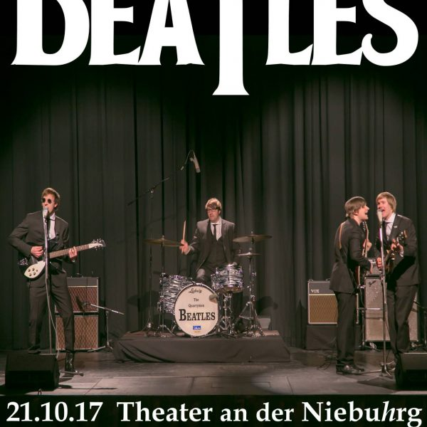 Flyer A6 Beatles Theater a.d. Niebuhrg