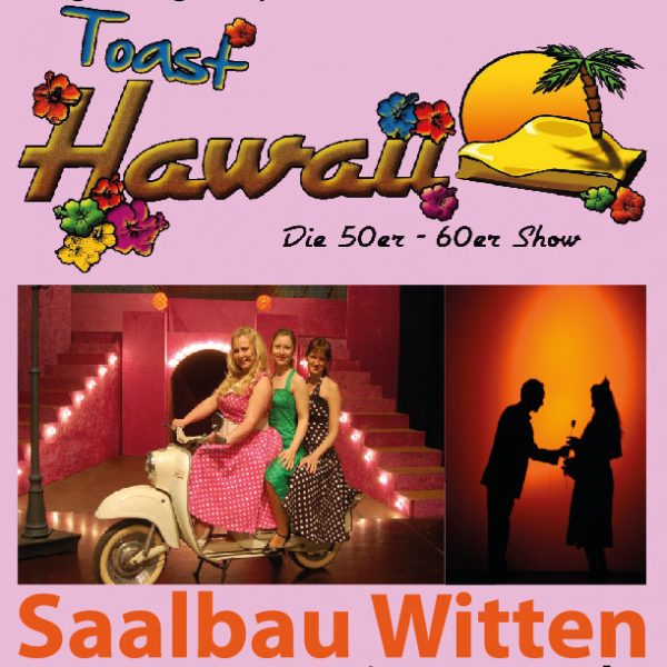 Toast Hawaii Saalbau Witten