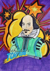 Shakespeare Torpedo