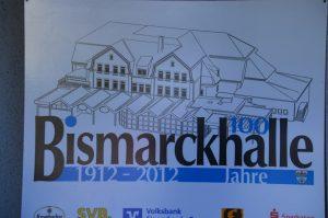 Bismarckhalle Siegen