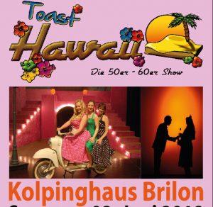Toast Hawaii Brilon