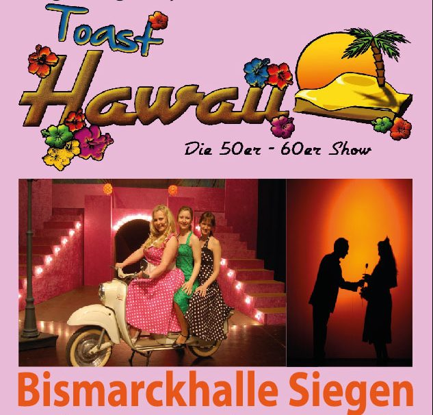 toast hawaii siegen theater an der niebuhrg. Black Bedroom Furniture Sets. Home Design Ideas