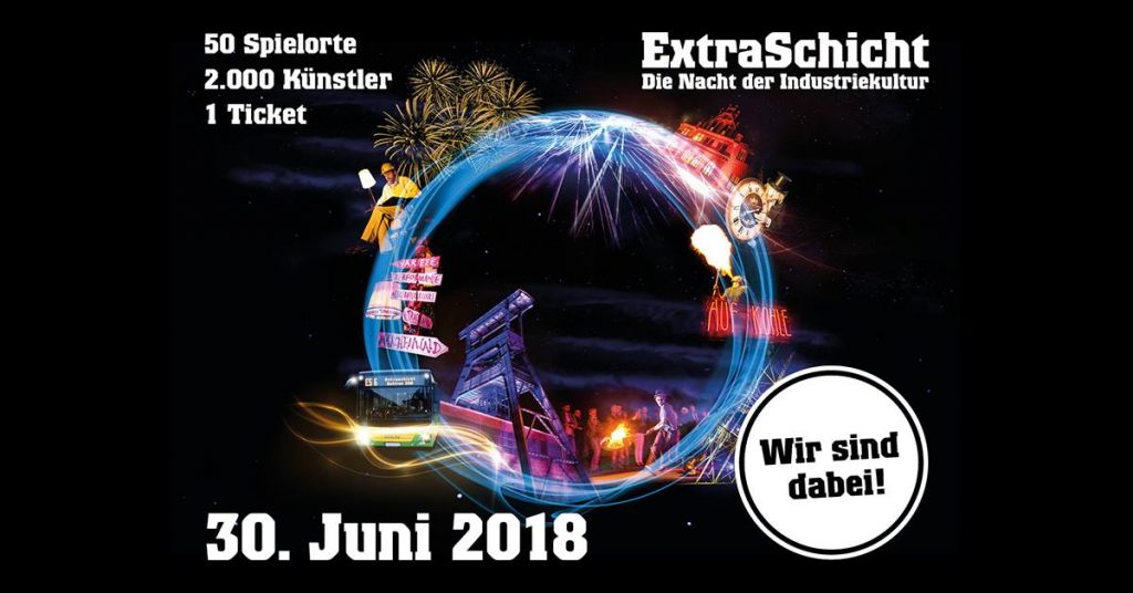 ExtraSchicht 2018