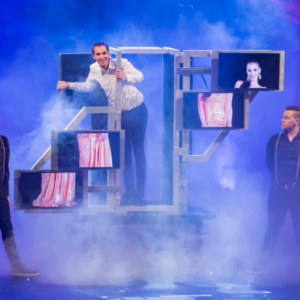 Zaubershow mit Maxim Maurice