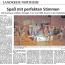 """Zeitungsartikel von """"Schlager, Tanz und tausend Träume"""" in der Stadthalle Northeim – 12.02.2019"""