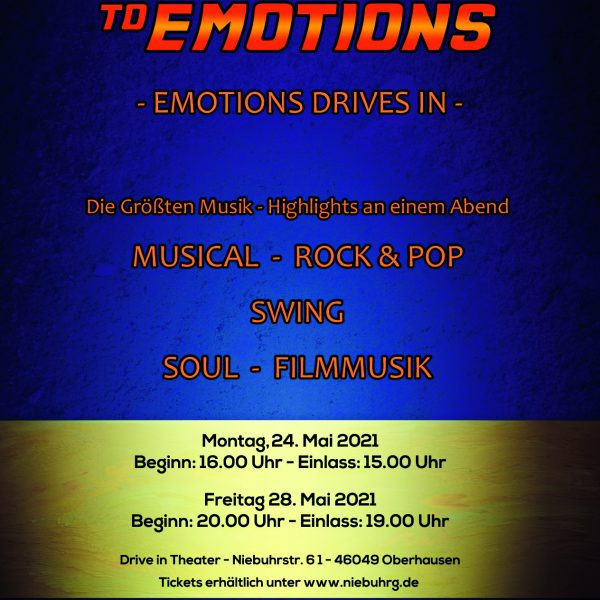 Emotions Drive in